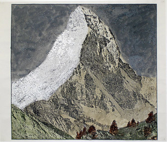 Hans-Peter Feldmann, Mountain, coll. FRAC PC