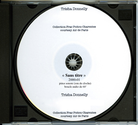 Trisha Donnelly, Sans titre, coll. FRAC PC